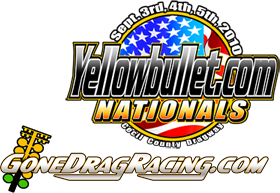 YellowBullet.com Nationals - Cecil County Dragway